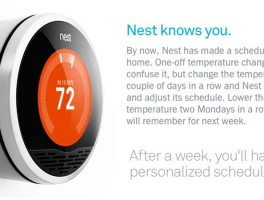 The NEST Thermostat – Energy Efficiency and Fun!